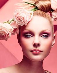 Равномерный макияж