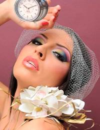 Время на макияж